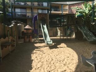 Dusty's Play Area